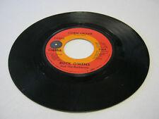 Buck Owens Rollin In My Sweet Baby's/Corn Likker 45 RPM