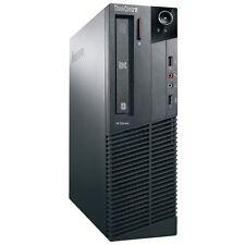 Lenovo ThinkCentre M73 FAST USB3 ( 500 GB Intel Dual Core 3.0 GHz, 4 GB) WIN 8.1