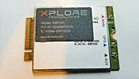 Xplore B10,B2,D10 Sierra Wireless AirPrime EM7355 Gobi 5000 4G LTE WWAN unlocked