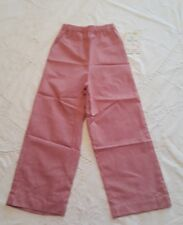 Sucre' by Le Za Me Red Gingham pants with Pockets 24M Retails $32  NWT