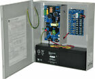 Altronix eFlow4N8 Multi-Output Power Supply/Charger 12/24 VDC, eFlow 4N8