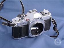 5470-CANON AV1 Film Camera