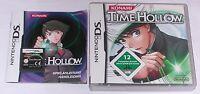 Spiel: TIME HOLLOW für Nintendo DS + Lite + Dsi + XL + 3DS 2DS