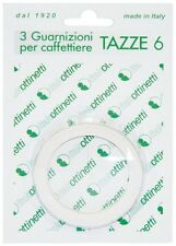 Gasket Mocha for Coffee Makers Type Bialetti Size 6 Cup 3pz
