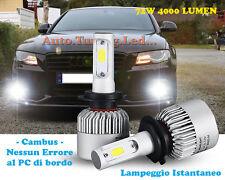 LAMPADE FENDINEBBIA A LED CREE ALFA ROMEO 155 CAMBUS 6000K BIANCO 72W