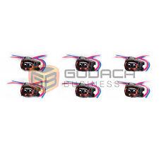 6x Toyota 1jz 2jz ignition coil connector plugs SuperSpark SSCP-1JZ supra Lexus