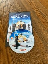 SERENITY DVD - THEY AIM TO MISBEHAVE - A JOSS WHEDON FILM - FROM BUFFY & ANGEL