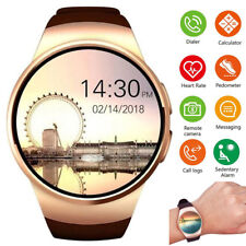 Bluetooth Smart Watch Heart Rate Sleep Monitor Answer Call For Men Women Android