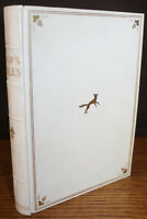 1936 Aesop's Fables Signed Illustrated Limited Deluxe Vellum Edition S GOODEN