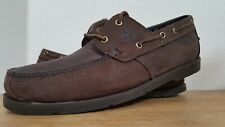 "Women's TIMBERLAND ""KiaWah Bay"" (5231R) LEATHER BOAT Shoes sz 14"
