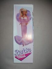 Barbie 1988 Fashion Booklet/Poster mint