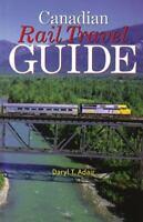 Canadian Rail Travel Guide , Adair, Daryl
