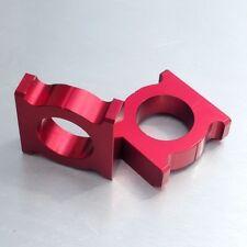 H10 Red Chain Adjusting Adjuster Blocks Honda CBR900RR CBR929RR Fireblade 00-03
