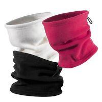Men Women Scarf Balaclava Motorbike Winter Warm Neck Tube Face Mask Snood Scarf