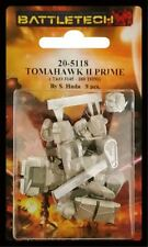 BattleTech Miniatures Tomohawk II Prime Mech (TRO3145) Iron Metals IWM 20-5118
