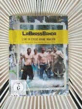 LaBrassBanda - Live Im Circus Krone München DVD neu noch eingeschweißt rar