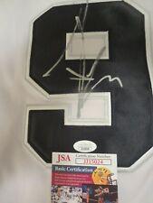 TONY PARKER SIGNED AUTHENTIC FINALS SPURS JERSEY, JSA COA, PERFECT 10 AUTOGRAPH