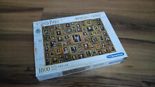 HARRY POTTER Impossible 1000 NEW FOIL PUZZLE JIGSAW - RARE!!