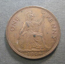 1964 Great Britain Penny -* No Reserve *- (M952)