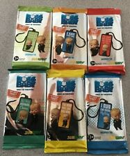 Dreamworks BOSS BABY Subway Kids Pack Meal Promo Toy Backpack Tag -6 NEW in PACK