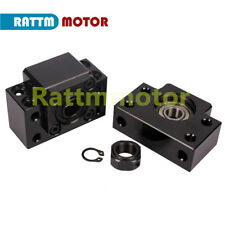 BK12 BF12 Ball Screw Bearing Mounts End Supports BK/BF Series for CNC Machine