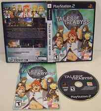 Tales of the Abyss (PlayStation 2) COMPLETE!!!