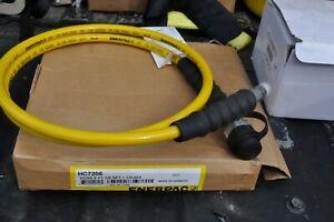 ENERPAC  HC7206   6 FOOT HOSE  1/4 ID  NEW
