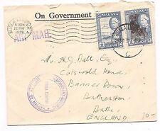 Malaya Selangor 1959 OGS A/M (baa)