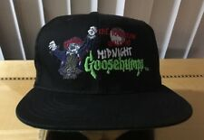 GOOSEBUMPS The Scarecrow Walks At Midnight Vintage 1995 SnapBack Hat Cap ANNCO