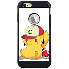 Apple iPod Touch 5/6 5th/6th Gen. Hybrid Case Cover Pokemon Pikachu Holdinghat