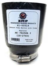 MerCruiser Exhaust Tube Bellows, Alpha/Bravo - Replaces 78458A1, 18-2760 - EMP