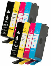 8 Cartuchos para HP 903XL OfficeJet Pro 6868 6950 6960 6970 6975 6978 all-in-one