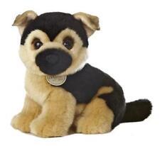 "L@@K Aurora German Shepherd Pup 26155 10"" Long Stuffed Animal Soft Baby Toy NEW"
