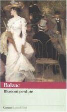 Illusioni perdute, BALZAC, GARZANTI GARANDI LIBRI COD: 9788811368267