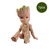 Guardians of The Galaxy 2 Tree Man Baby Groot Figures Flowerpot Pen Pot Toy Gift