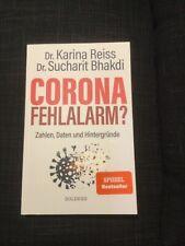 Corona Fehlalarm? von Sucharit Bhakdi (2020, Taschenbuch)
