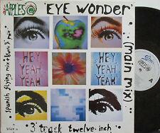 "THE APPLES ~ I Wonder ~ 12"" Single PS"