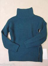 Lululemon Karma Kurmasana Sweater Heather Forage Teal Green 4 6 12