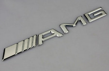 Logo sticker AMG Mercedes 3D