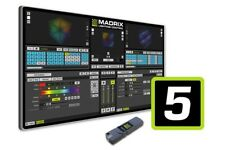 MADRIX 5 key START software dmx control 2D 3D pixel mapping LED lighting