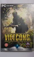 Vietcong PC CD-ROM Gaming with Manual