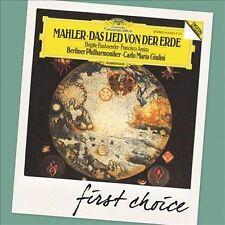 First Choice: Mahler: Das Lied von der Erde, New Music