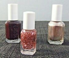 LOT OF 3 Essie Nail Polish 352 WICKED 942 PENNY TALK A CUT ABOVE Brand New