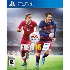 FIFA 16 (PlayStation 4, PS4) - BRAND NEW - FREE & FAST USA SHIPPING - FIFA 16