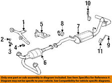 GM OEM Exhaust-Spring 587575