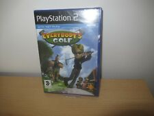 Everybody's Golf Sony Playstation 2 PS2 Neuf Scellé PAL