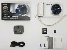 Excellent/Boxed Samsung Galaxy EK-GC100 16.3MP Digital Camera Wifi + 3G