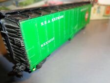 MODEL POWER  HO SCALE REA EXPRESS PLUG DOOR REEFER REX 6597              5-69-15