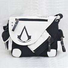 Assassin's Creed III Desmond Milesleather Shoulder Messenger Bag Anime Gift