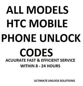 Unlock Code HTC One M8 M8S M9 HTC One Mini 2 Vodafone UK Unlocking Code
